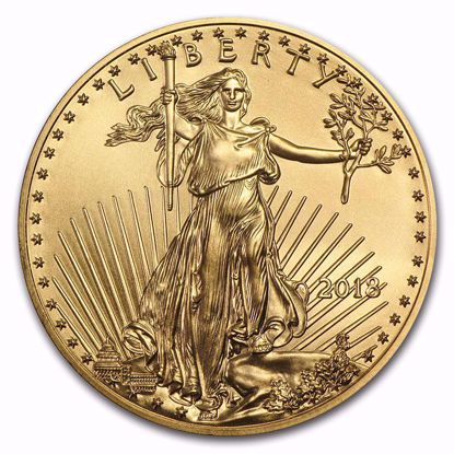 Picture of 2018 1 oz American Gold Eagle
