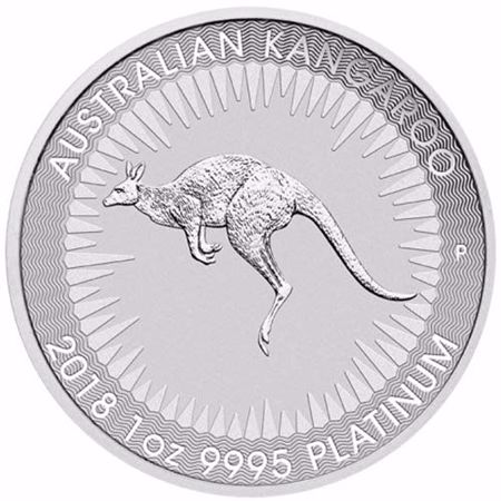 Picture for category Platinum Australian Coins
