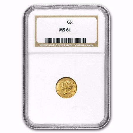 Picture for category Certified Generic US Gold Coins