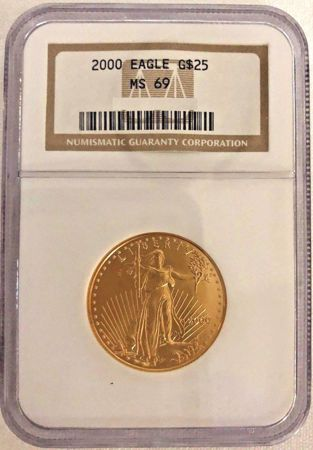 Picture for category Gold Numismatics