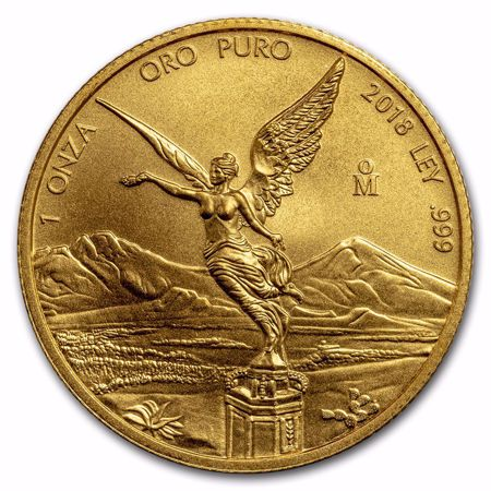 Picture for category Gold Mexican Coins