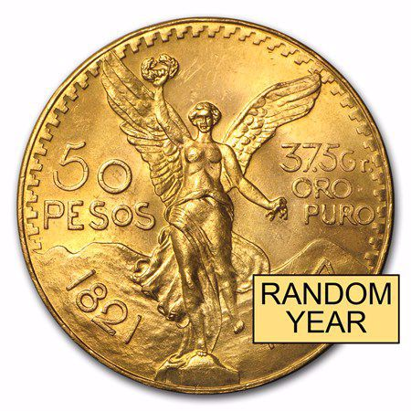 Picture for category Mexican Gold Pesos
