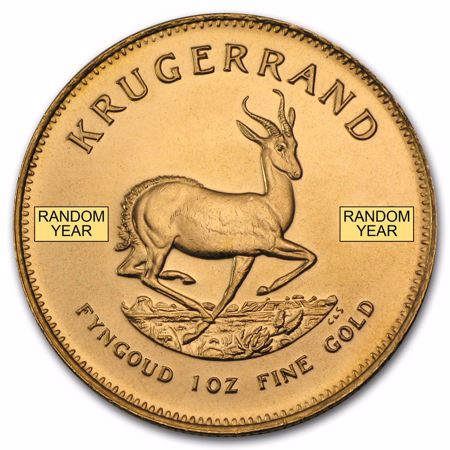 Picture for category South African Gold Krugerrand