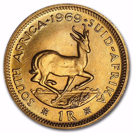 Picture for category South African Gold Rand