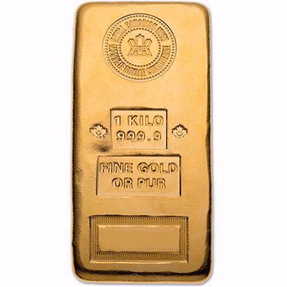 Picture of Kilo RCM Gold Bar