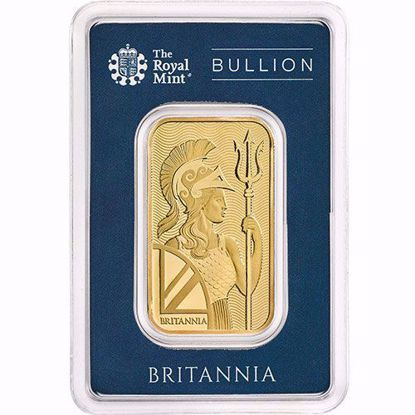 Picture of 1 oz Britannia Gold Bar