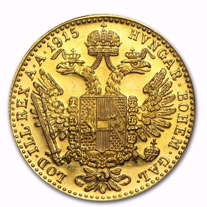 Picture of 1 Ducat Austrian Gold Coin (Random Year)