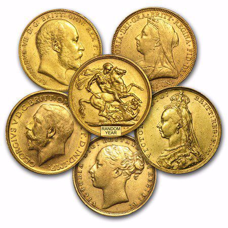 Picture for category British Gold Sovereign