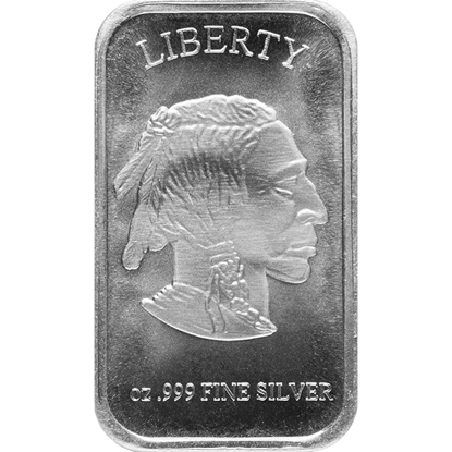 1-oz-buffalo-design-silver-bar_obverse