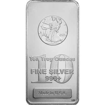 10-oz-walking-liberty-design-silver-bar_obverse