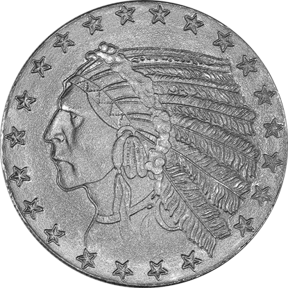 1-oz-indian-design-silver-round_obverse