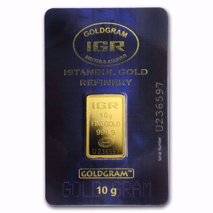 Picture of 10 gr Gold Bar (Secondary Market)