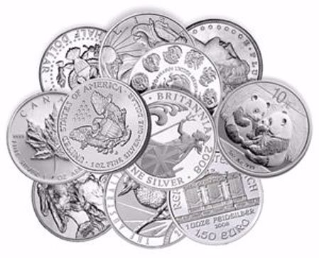 Picture for category Silver Coins