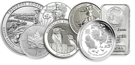 Picture for category Silver Bullion