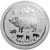 Picture of 2019 1 Kilo Australian Silver Pig
