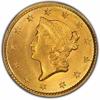 Picture of (1849-1854) $1 Gold Liberty Head Type 1 BU (Random Year)