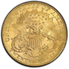 Picture of $20 Gold Liberty BU (1849-1907) (Random Year)