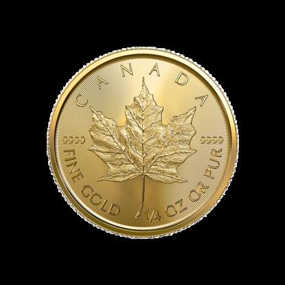 2019-1-4-oz-canadian-gold-maple-leaf_obverse