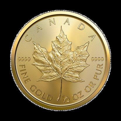 2019-1-2-oz-canadian-gold-maple-leaf_obverse