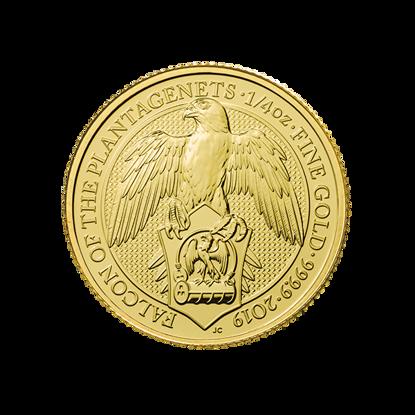2019-1-4-oz-gold-queens-beast-falcon_obverse