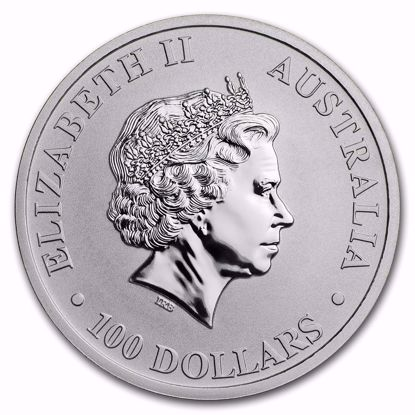 Picture of 2019 1 oz Australian Platinum Kangaroo