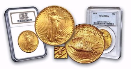 Picture for category Certified US Gold Coins