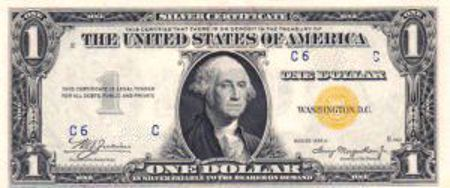 Picture for category Silver Certificates