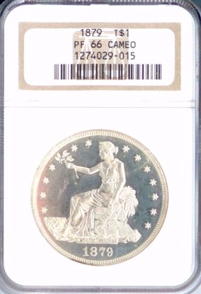 Picture of 1879 Trade Dollar PF66CAM NGC