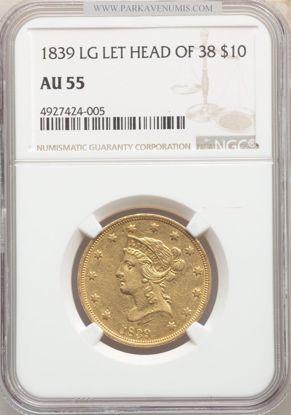 Better Coin 1901-S $10 Ten Dollar Liberty Head Gold Eagle NGC MS-63