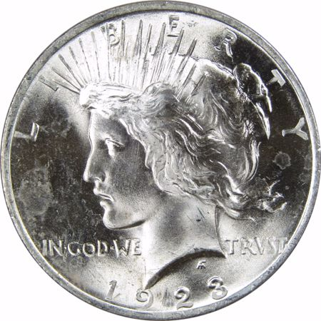 Picture for category Peace Dollars