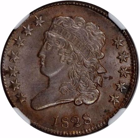 Picture for category Classic Head Half Cent (1809-1836)