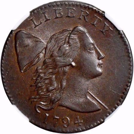 Picture for category Liberty Cap Large Cent (1793-1796)