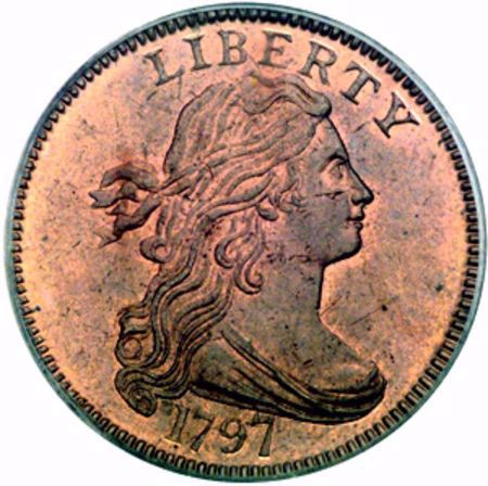 Picture for category Draped Bust Cent (1796-1807)