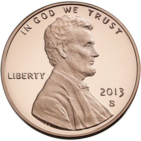 Picture for category Lincoln Cent (Modern) (1959 to Date)