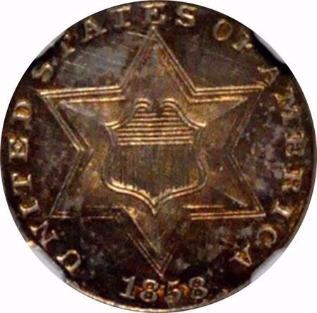 Picture for category Three Cent Silver (1851-1873)