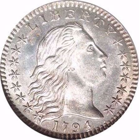 Picture for category Flowing Hair Half Dime (1794-1795)