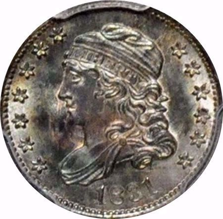 Picture for category Capped Bust Half Dime (1829-1837)
