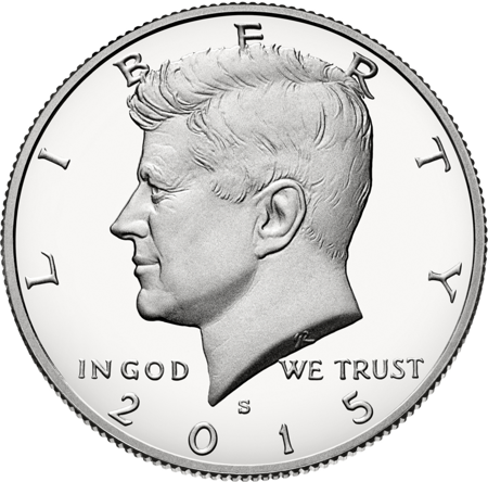 Picture for category Kennedy Half Dollar (1964 to Date)