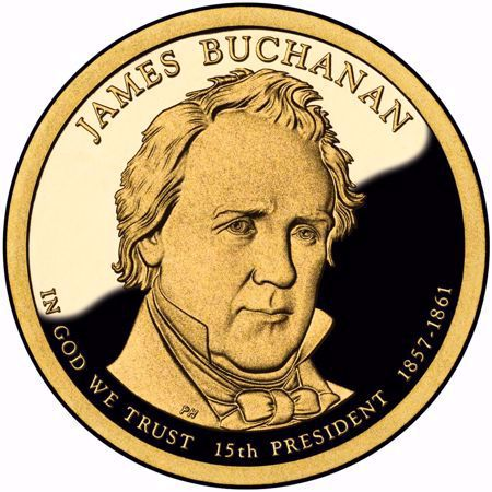 Picture for category Presidential Dollars (2007 to Date)