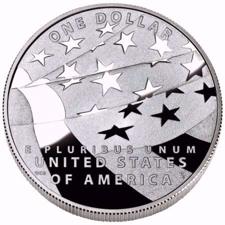Picture for category Modern Silver and Clad Commemoratives (1982 to Date)