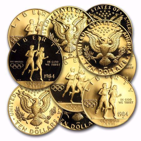 Picture for category Modern Gold Commemorative (1984 to Date)