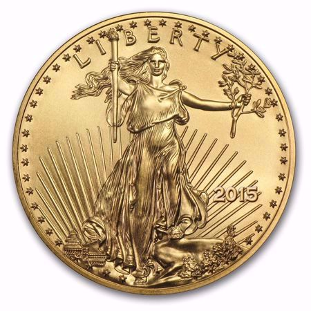 Picture for category Gold Eagles (1986 to Date)