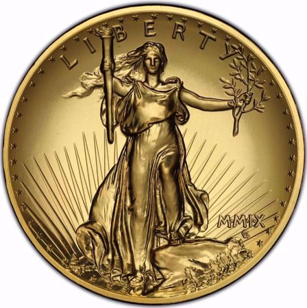 Picture for category Ultra High Relief Double Eagles (2009)