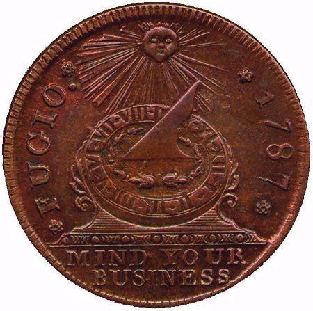 Picture for category Fugio Cents (1787)