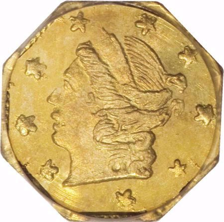 Picture for category California Fractional Gold (1852-1882)