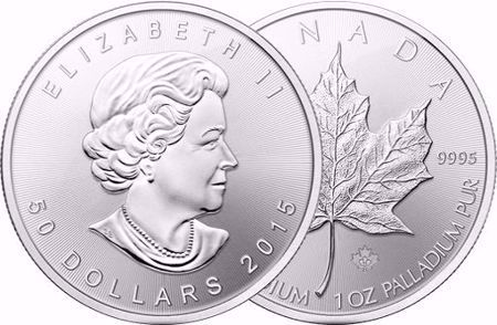Picture for category Palladium Coins