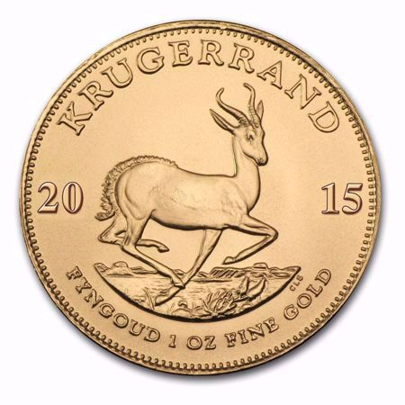 Picture for category Gold South African Krugerrands