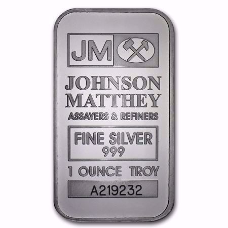 Picture for category 1 oz Silver Bars