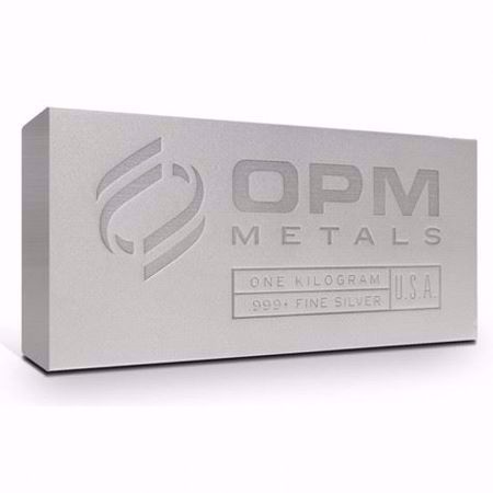Picture for category 1 Kilo Silver Bars