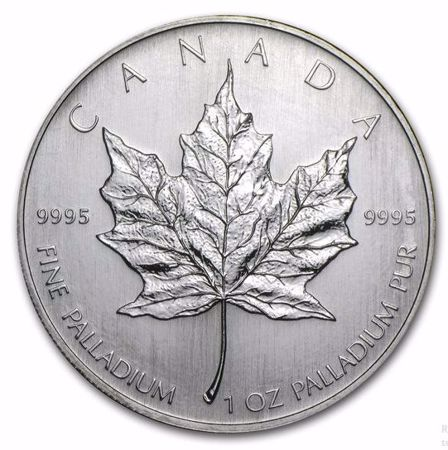 Picture for category 1 oz Palladium Coins